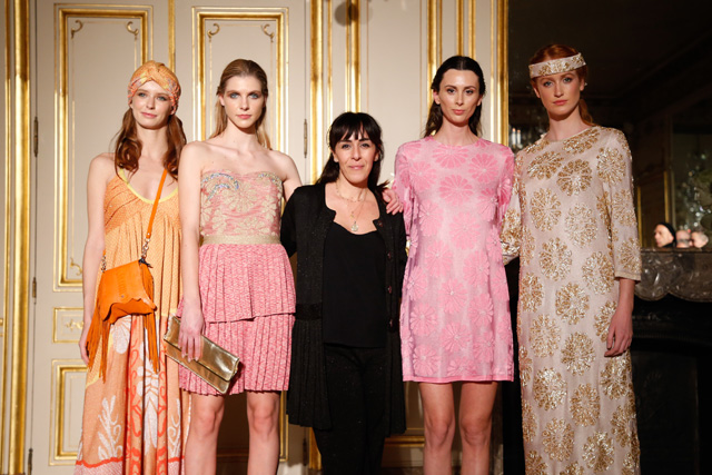 MARIA ARISTIDOU, Paris Haute Couture Week