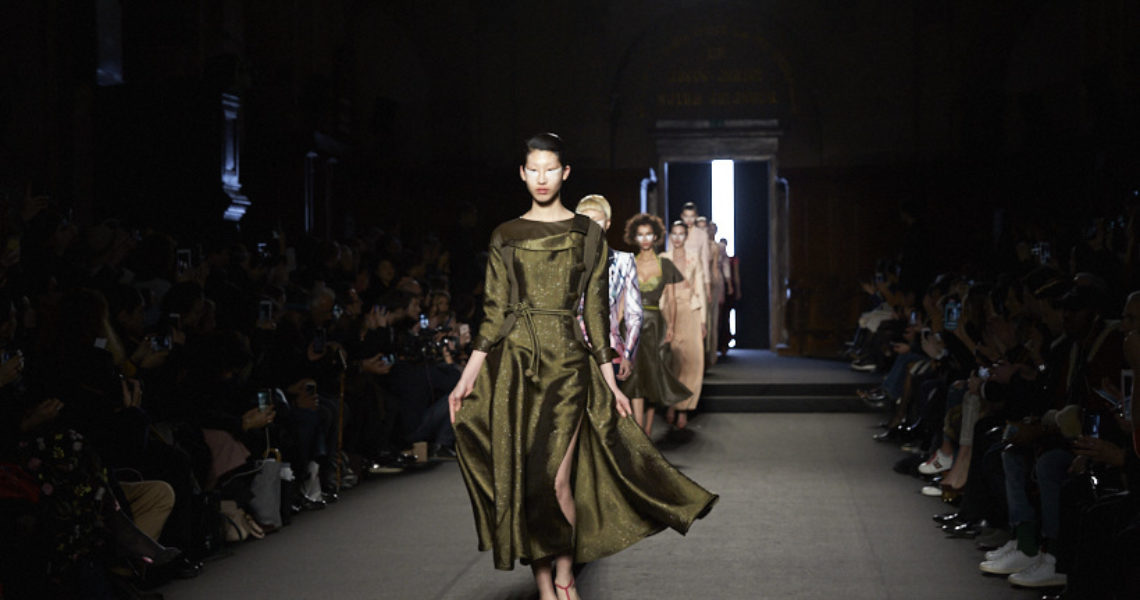 Julien Fournie Spring/Summer 2018 Couture Collection
