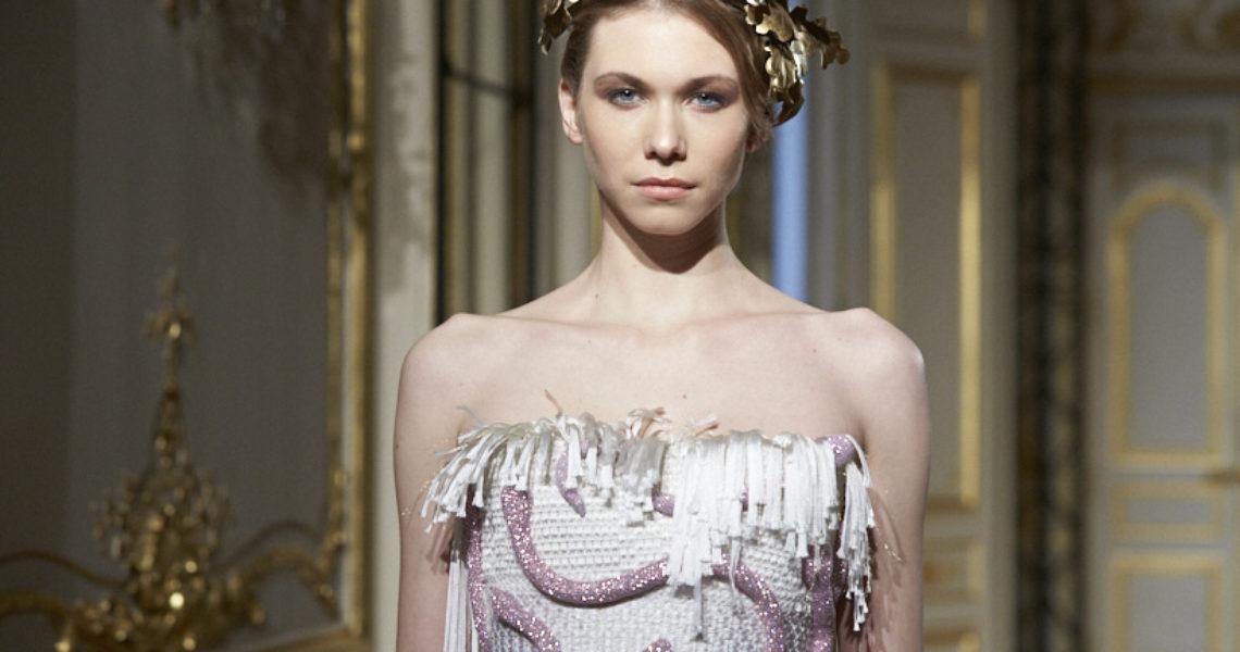 LASKARIS Défilé Haute Couture Spring Summer 2018