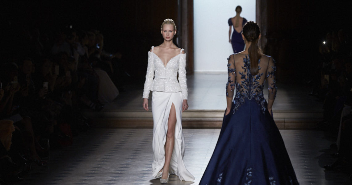 Tony Ward Couture SS18 Collection