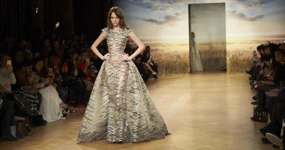 Ziad Nakad Spring Summer Haute Couture 18, Paris
