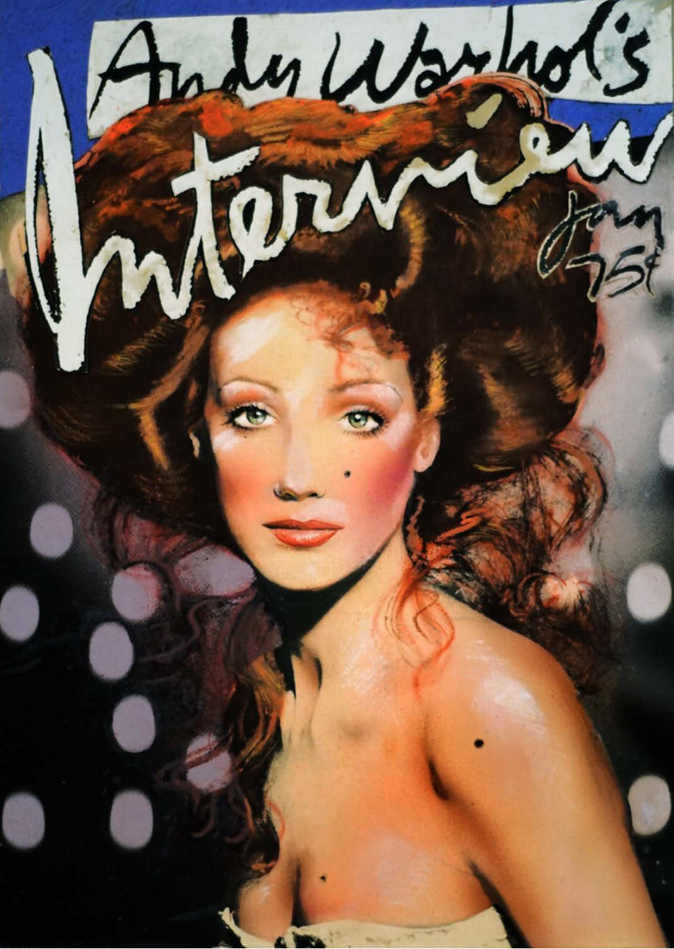 Cover Designed and Painted by Richard Bernstein